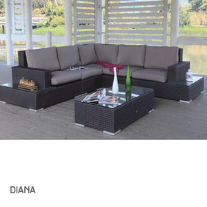 Diana Sofa Set Collection-Maison Bertet Online
