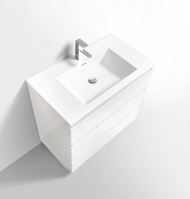 "Load image into Gallery viewer, Los Angeles 36"" Bathroom Vanity-Maison Bertet Online"