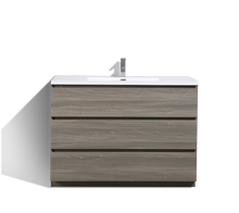 "Load image into Gallery viewer, Los Angeles 48"" Bathroom Vanity-Maison Bertet Online"