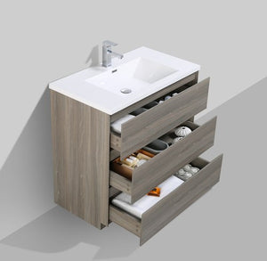 "Los Angeles 36"" Bathroom Vanity-Maison Bertet Online"
