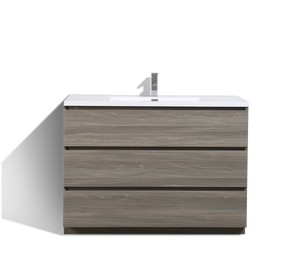 "Los Angeles 48"" Bathroom Vanity-Maison Bertet Online"