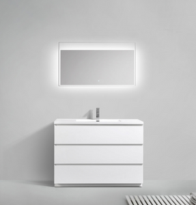 "Multifamily- Los Angeles 48"" Bathroom Vanity-Maison Bertet Online"