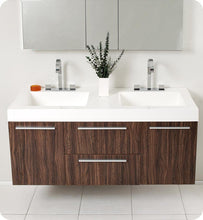 Load image into Gallery viewer, Multifamily- Moderna 54 Bathroom Vanity-Maison Bertet Online