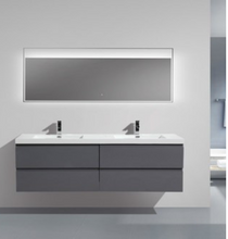 "Load image into Gallery viewer, Multifamily- Wilshire 84"" Bathroom Vanity-Maison Bertet Online"