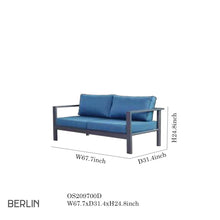 Load image into Gallery viewer, Berlin Sofa Set