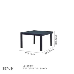 Berlin Sofa Set