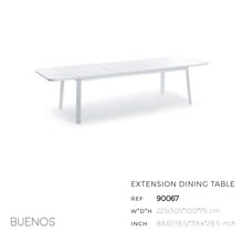 Load image into Gallery viewer, Buenos Dining Table