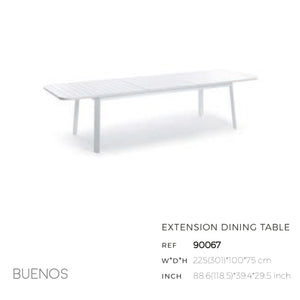 Buenos Dining Table