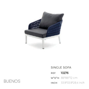 Buenos Club Chair