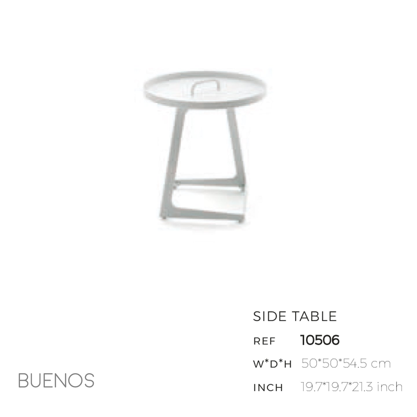 Buenos Side Table