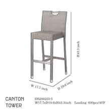 Load image into Gallery viewer, Canton Tower Barstool Collection