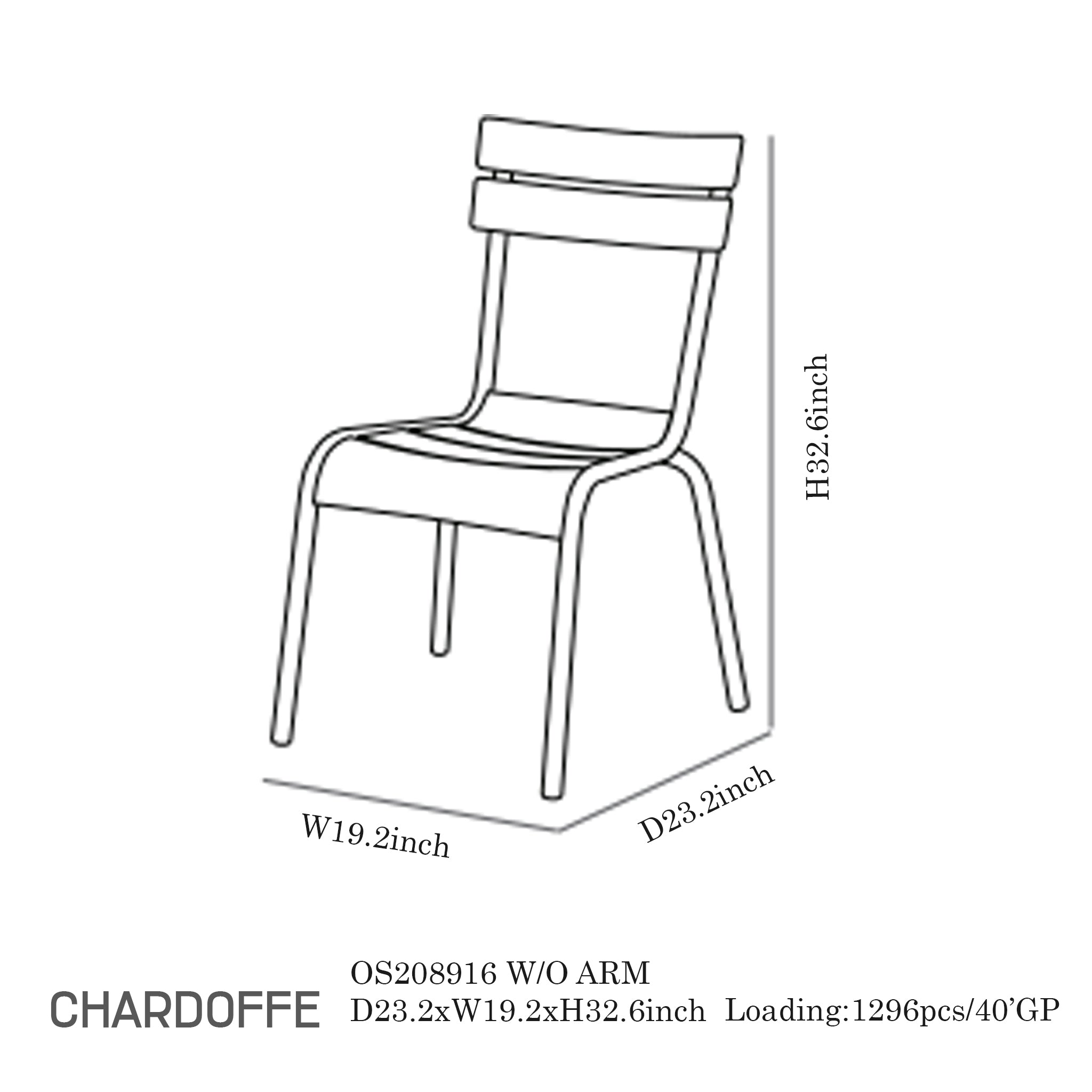 Chardoffe Dining Collection