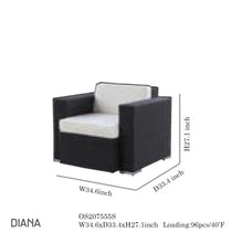 Load image into Gallery viewer, Diana Sofa Set Collection-Maison Bertet Online