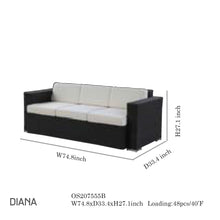 Load image into Gallery viewer, Diana Sofa Set Collection