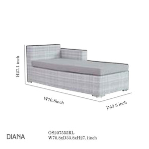 Diana Sofa Set Collection