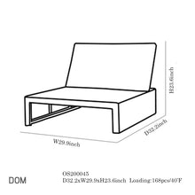 Load image into Gallery viewer, Dom Sofa Set