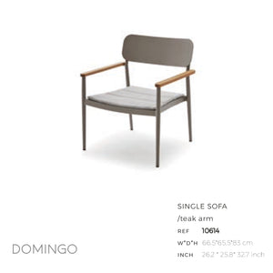 Domingo Sofa Set