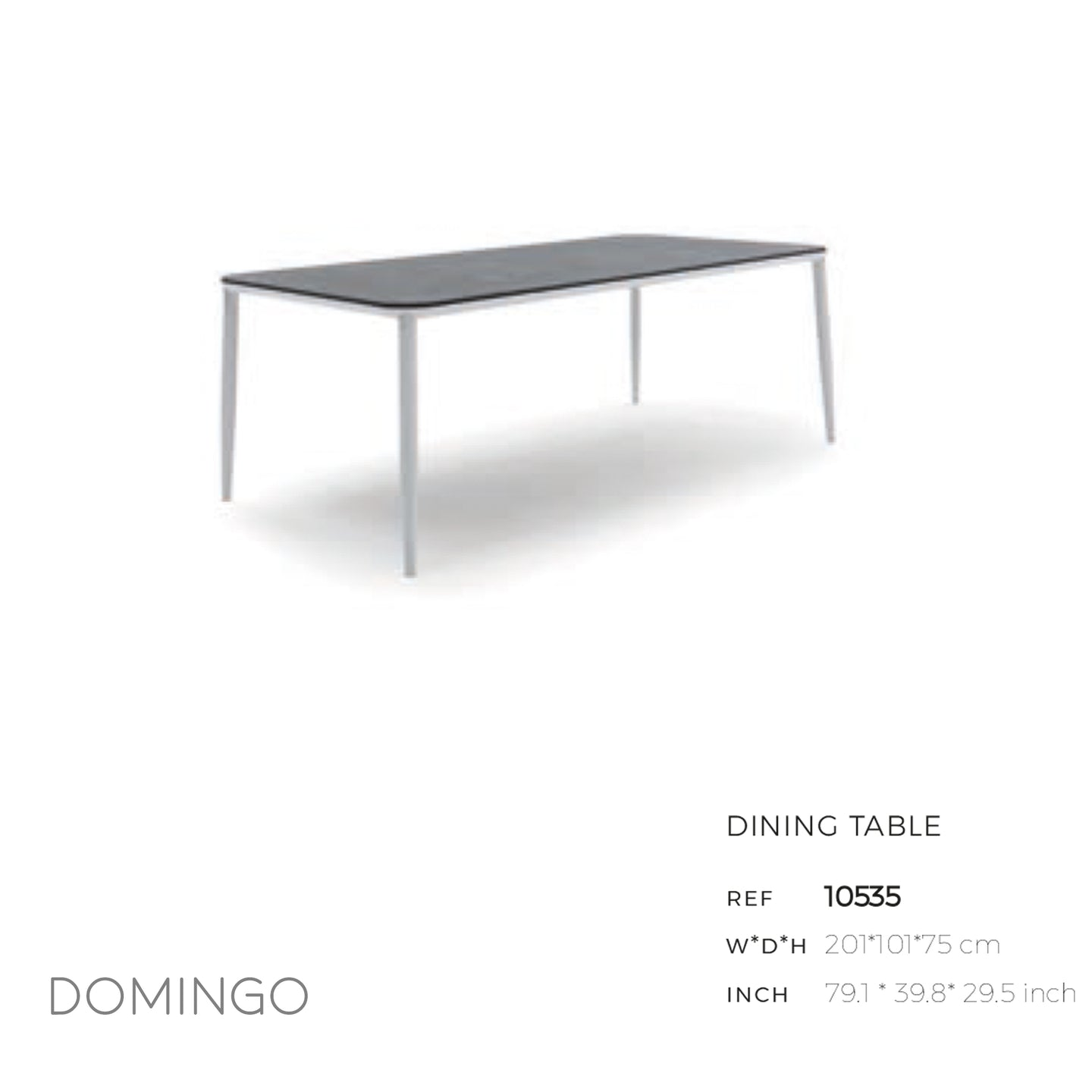 Domingo Dining Table
