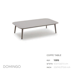 Domingo Coffee Table