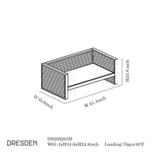 Load image into Gallery viewer, Dresden Sofa Set-Maison Bertet Online