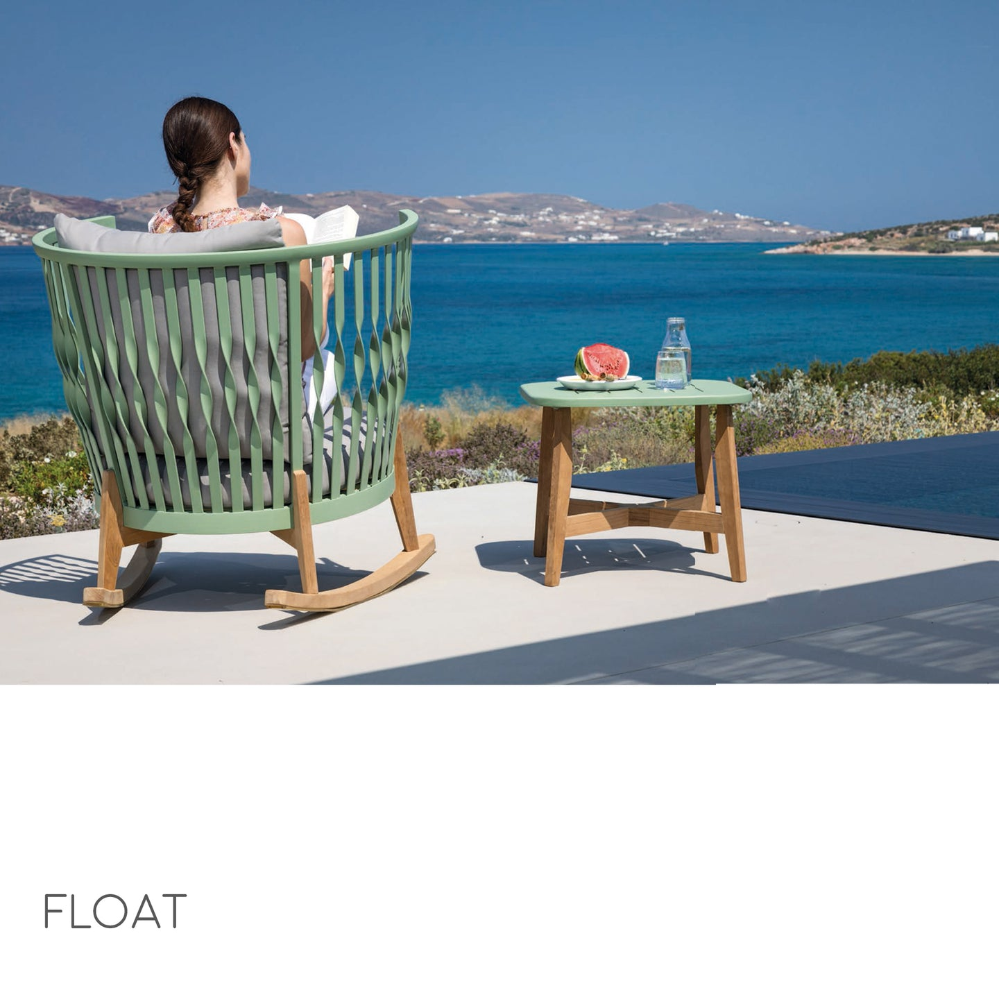 Float Rocking Chair