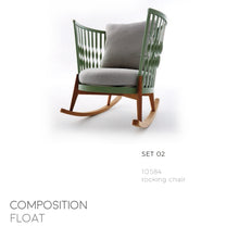 Load image into Gallery viewer, Float Rocking Chair