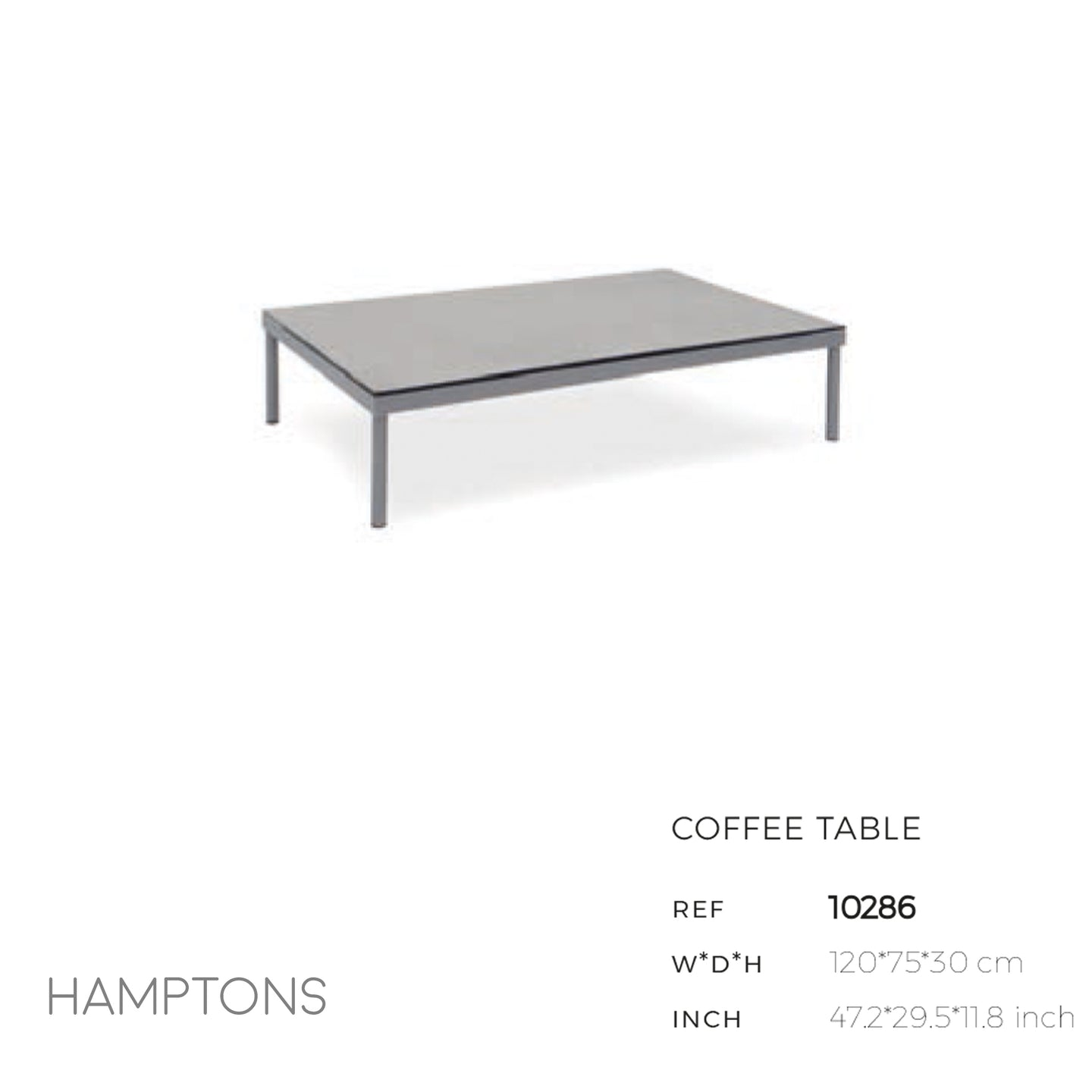Hamptons Coffee Table