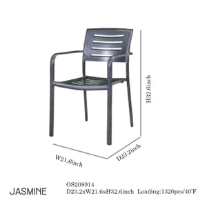 Jasmine Dining Collection-Maison Bertet Online