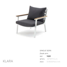 Load image into Gallery viewer, Klara Club Chair-Maison Bertet Online
