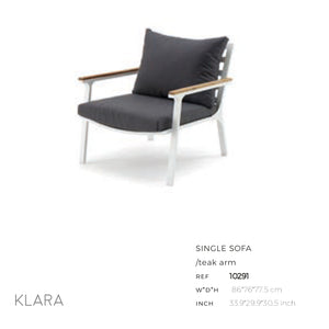 Klara Club Chair-Maison Bertet Online