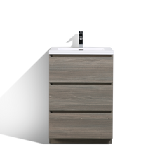 "Load image into Gallery viewer, Los Angeles 24"" Bathroom Vanity-Maison Bertet Online"