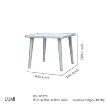Load image into Gallery viewer, Lumi Dining Collection-Maison Bertet Online