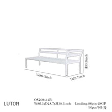 Load image into Gallery viewer, Luton Sofa Set-Maison Bertet Online