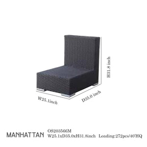 Manhattan Sofa Set-Maison Bertet Online