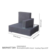 Load image into Gallery viewer, Manhattan Sofa Set-Maison Bertet Online
