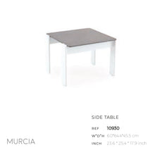 Load image into Gallery viewer, Murcia Side Table-Maison Bertet Online