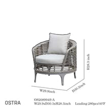 Load image into Gallery viewer, Ostra Sofa Set-Maison Bertet Online