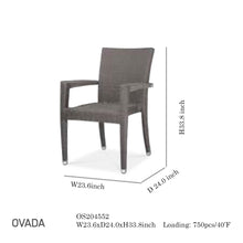 Load image into Gallery viewer, Ovada Dining-Maison Bertet Online