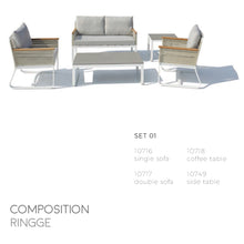Load image into Gallery viewer, Ringge Coffee Table-Maison Bertet Online
