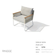 Load image into Gallery viewer, Ringge Sofa Set-Maison Bertet Online