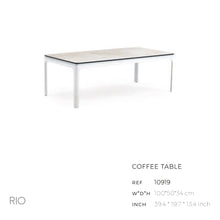 Load image into Gallery viewer, Rio Coffee Table-Maison Bertet Online