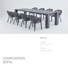 Load image into Gallery viewer, Sofia Dining Collection-Maison Bertet Online