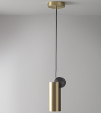 Load image into Gallery viewer, Hanging Brass Pendant