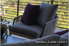 Load image into Gallery viewer, Marbella Arm Chair