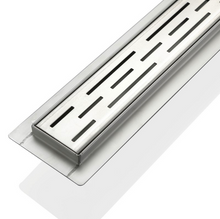 Load image into Gallery viewer, Stainless Steel Modern Lenear Grate