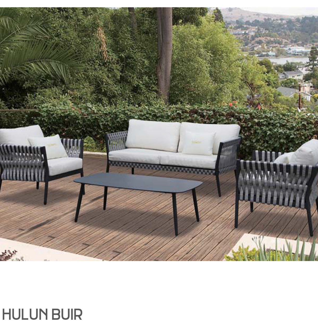 Hulun Buir Sofa Collection-Maison Bertet Online