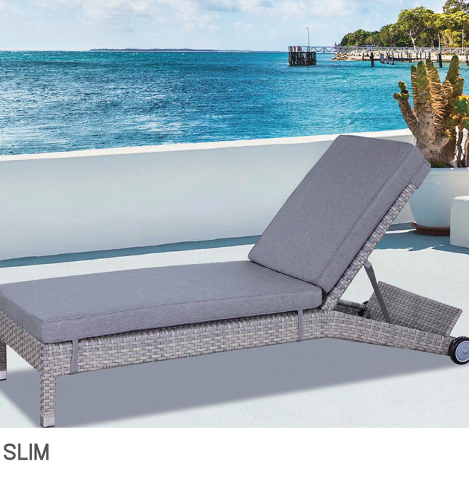 Slim Lounge Chair-Maison Bertet Online