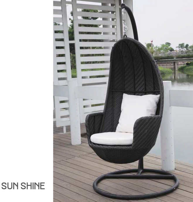 Sunshine Hanging Chair-Maison Bertet Online