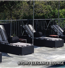 Load image into Gallery viewer, Hydro Elegance Lounge Chair-Maison Bertet Online