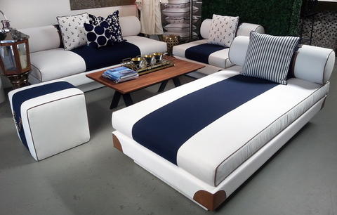 Single Cruise Marrakesh Daybed